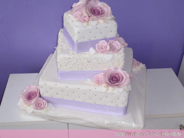 Svadobne torty, zakusky - Obrázok č. 41