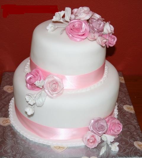 Svadobne torty, zakusky - Obrázok č. 64