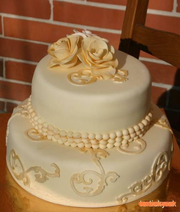 Svadobne torty, zakusky - Obrázok č. 68