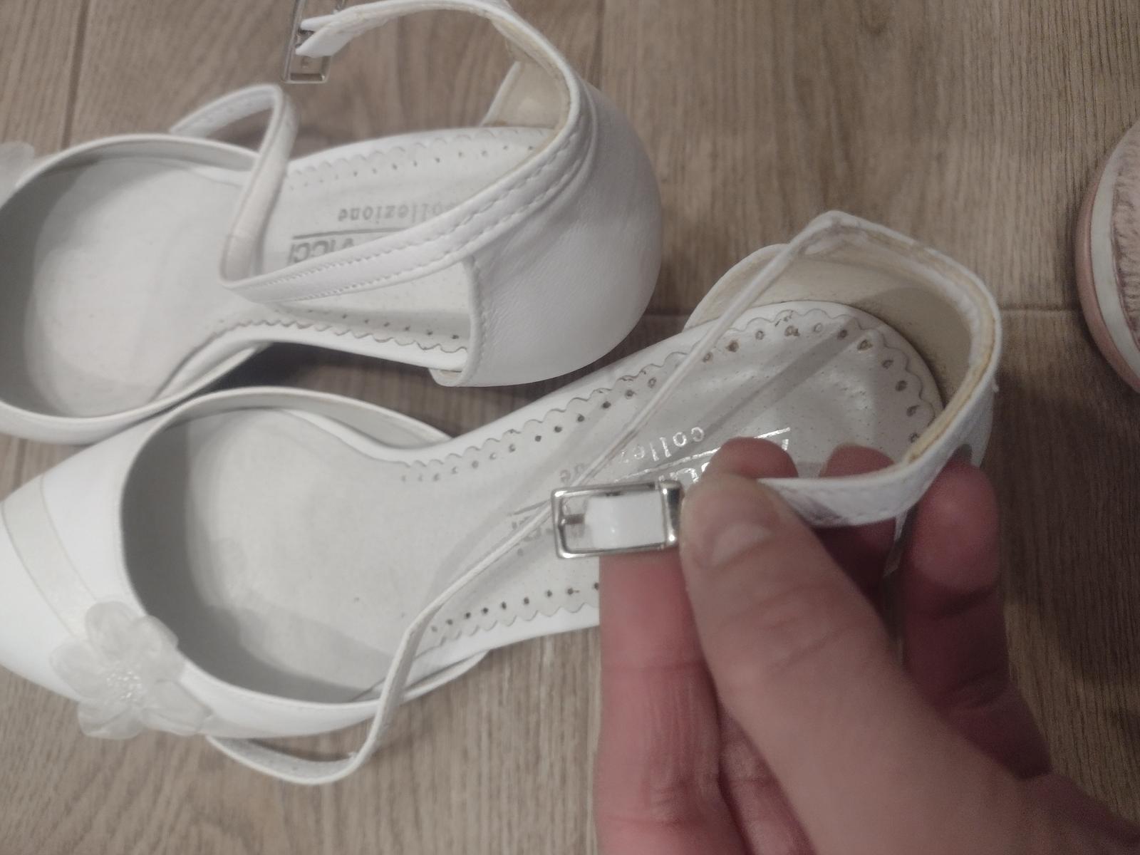 Biele topánky - Obrázok č. 2