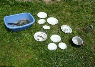 ked je pekne umyvame riady von, na slniecku pekne vyschnu