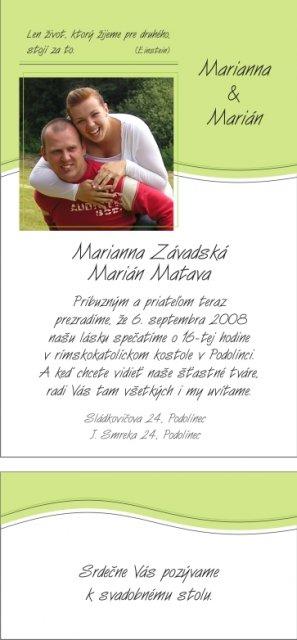 Sandra, Marianna{{_AND_}}Marián Matavovi - Obrázok č. 11