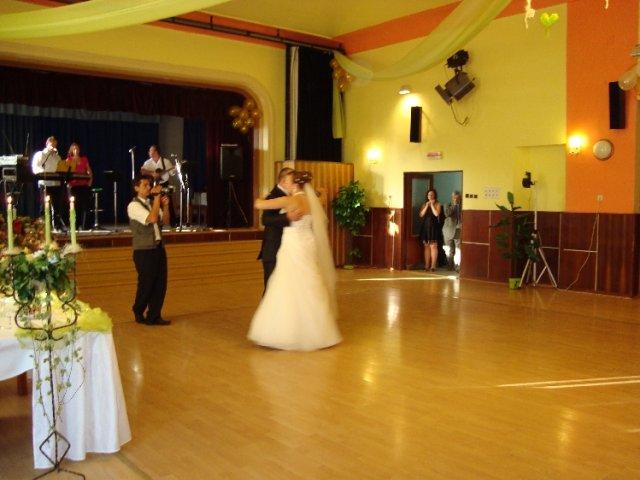 Sandra, Marianna{{_AND_}}Marián Matavovi - prvý tanec