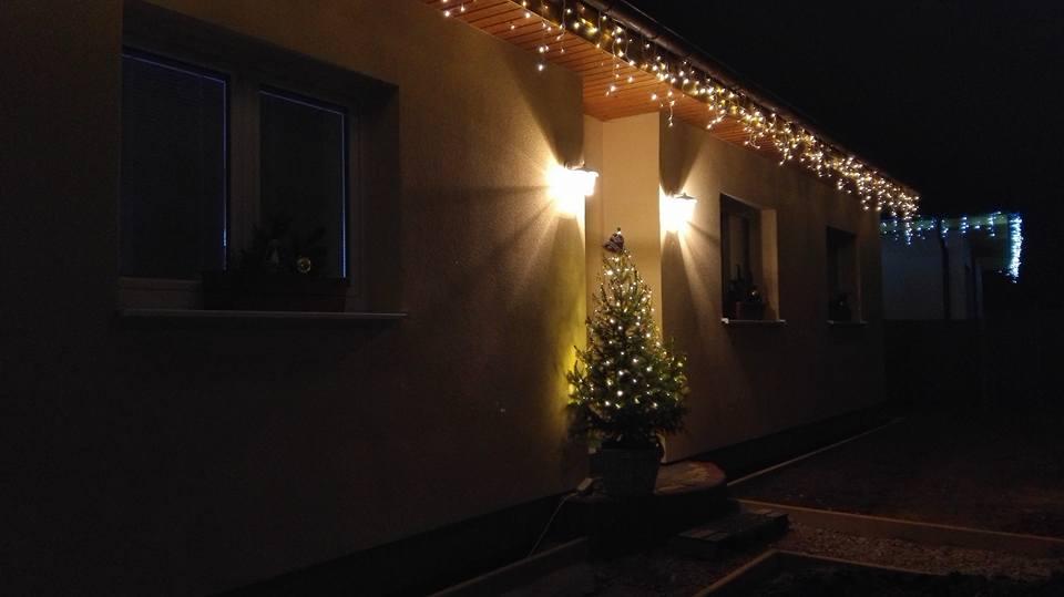 Dom v Dolnej Strede - Vianoce 2016