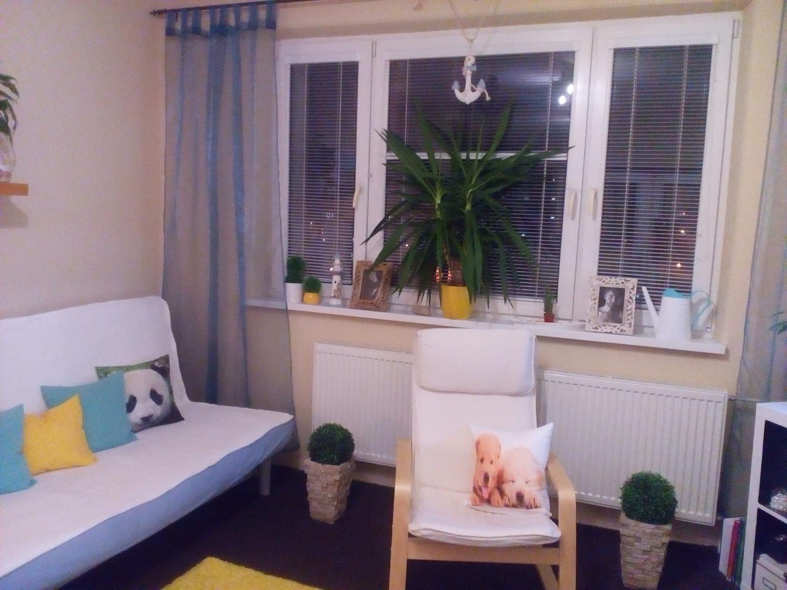 Moja druhá izba v Bratislave - Obrázok č. 3