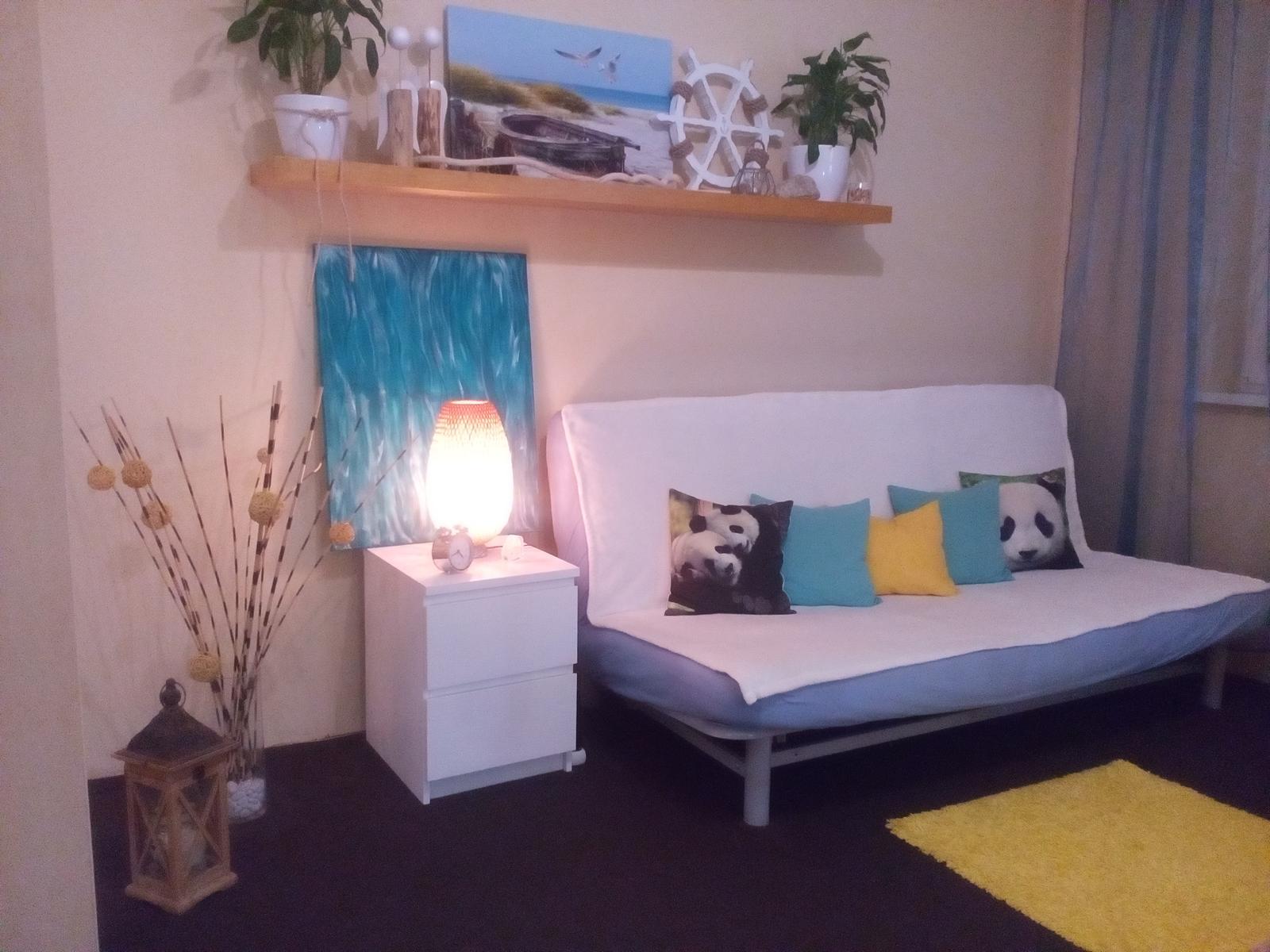 Moja druhá izba v Bratislave - Obrázok č. 4