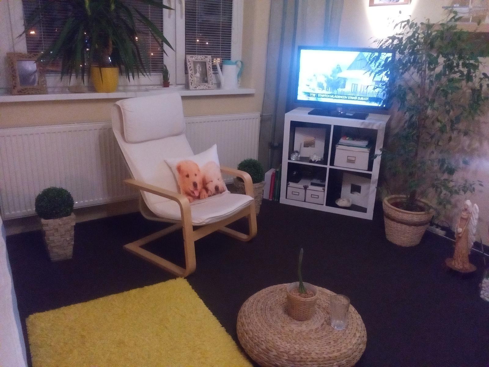 Moja druhá izba v Bratislave - Obrázok č. 11