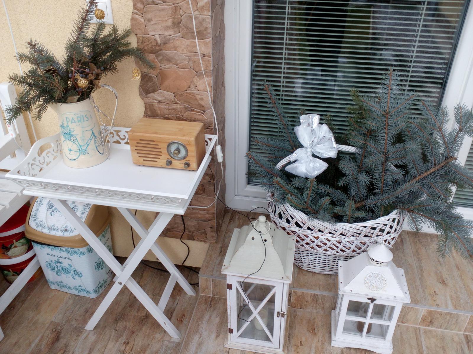 Dom v Dolnej Strede - Vianoce 2017
