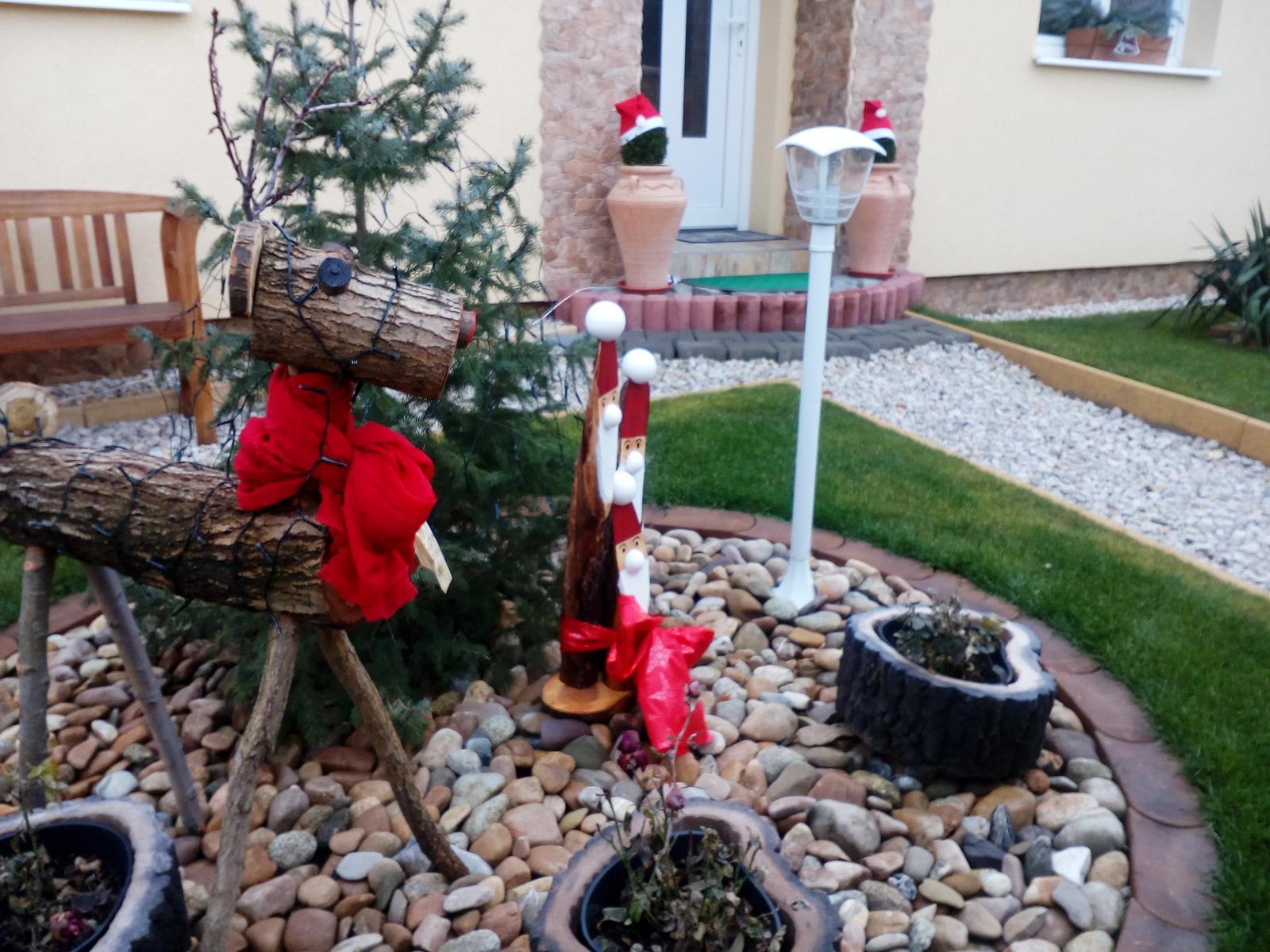Dom v Dolnej Strede - Vianoce 2018