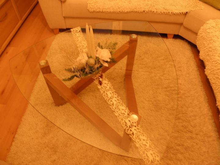 Výzdoba v obývačke