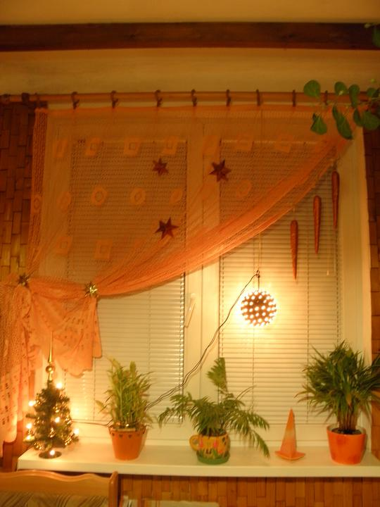 Začínam s výzdobou 2011 - kuchynské okno