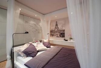 Paříž jako téma pro ložnici? ANO!