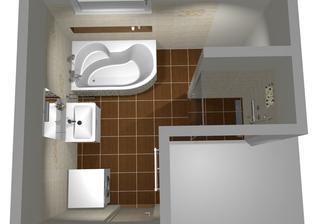 návrh kúpelky