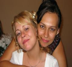 Hlavní organizátor svatby, moje milovaná sestřička