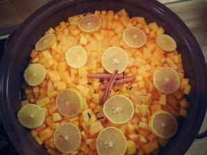 vaříme kompot :-)