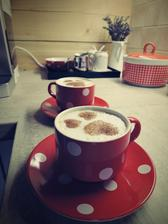 Zamilovaná nedělní kávička