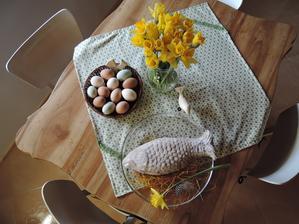 jaro u nás na stole...