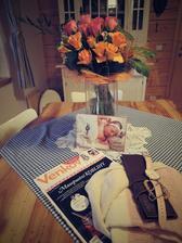 dnešní narozeninový dárek od manžela :-)