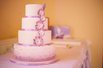 Náš dortík :)