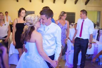 První tanec :)