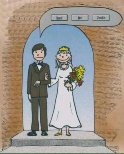 Svatební vtípky - Obrázek č. 3