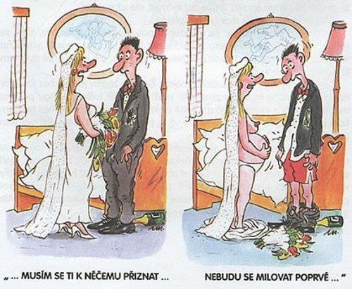 Svatební vtípky - Obrázek č. 4