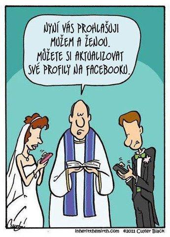 Svatební vtípky - Obrázek č. 10