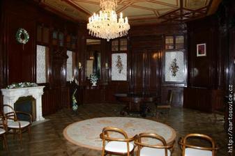 Obřadní síň zámek Bartošovice