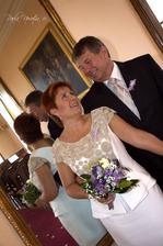 Mamka s taťkou - jako novomanželé i po 31 letech!