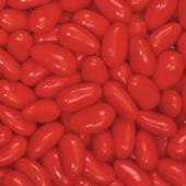 Svatební mandle - červená 1 ks,