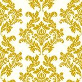 Ubrousky s ornamentem - zlatý vzor,
