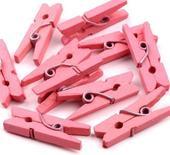 Kolíček extra malý - růžový ,