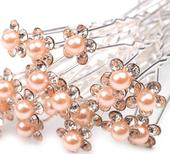 Vlásenka s lososovou perlou,