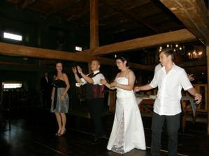 první tanec- trošku netradiční