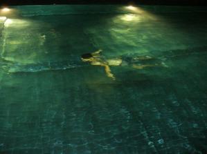 nebo mohli plavat( tedy, úplný vedro nebylo)