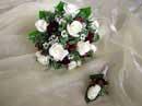 Svatební kytice pro nevěstu - jednoduchá, co seženeš i dba dny před svatbou