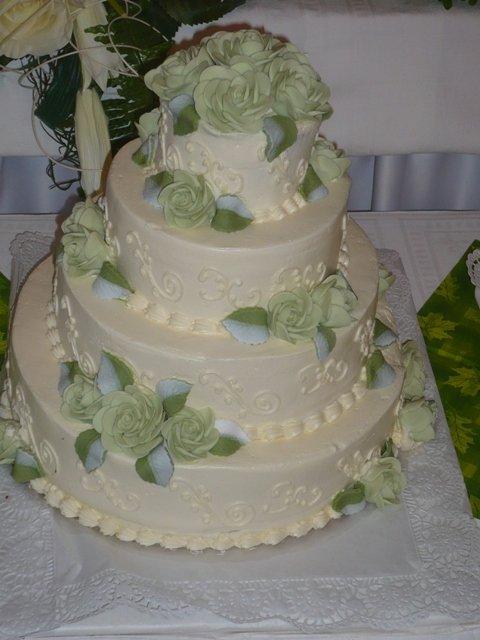 Iwka{{_AND_}}Attti - Svadobná torta
