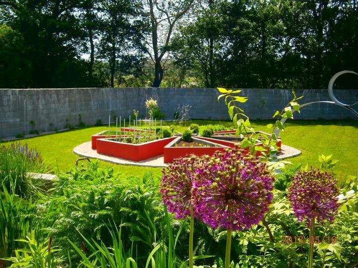 Moderná záhrada - Obrázok č. 16