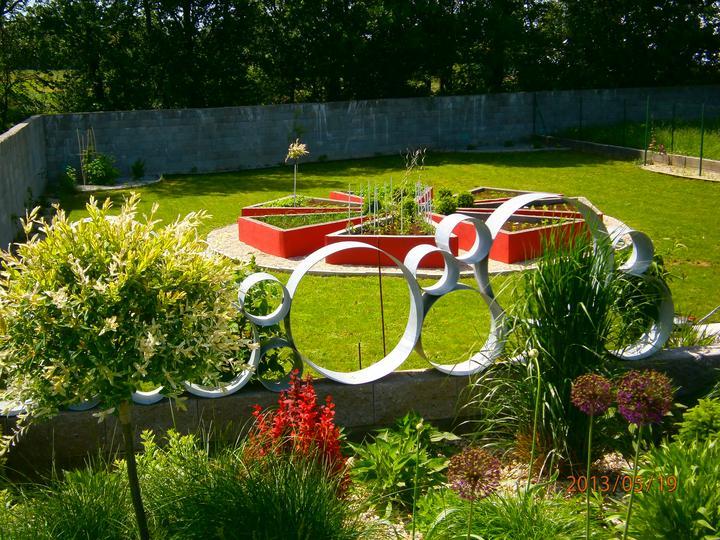 Moderná záhrada - Obrázok č. 17