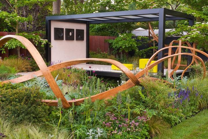 Záhrady, ktoré ma inšpirujú - Obrázok č. 1