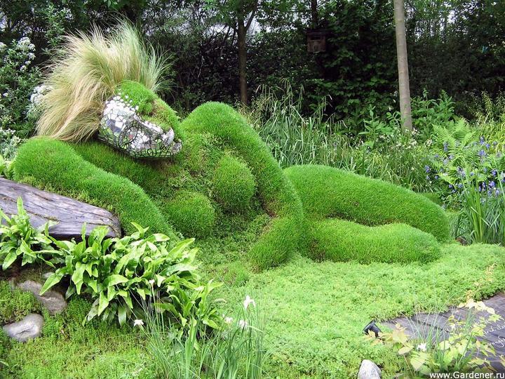 Záhrady, ktoré ma inšpirujú - Obrázok č. 16