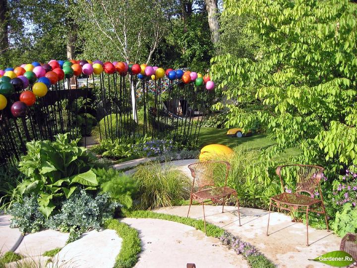 Záhrady, ktoré ma inšpirujú - Obrázok č. 17