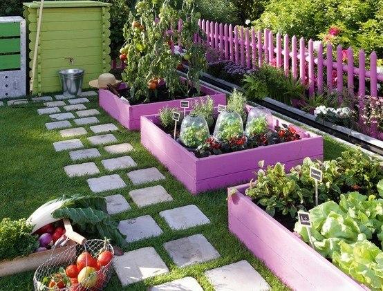 Záhrady, ktoré ma inšpirujú - Obrázok č. 22
