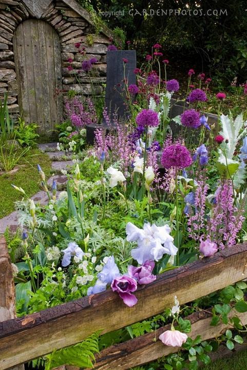Záhrady, ktoré ma inšpirujú - Obrázok č. 35