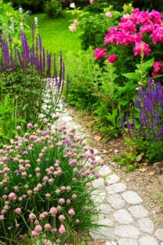 Záhrady, ktoré ma inšpirujú - Obrázok č. 46