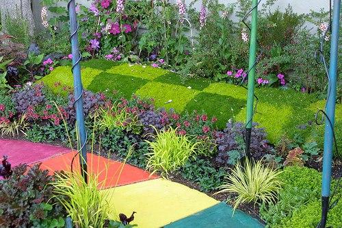 Záhrady, ktoré ma inšpirujú - Obrázok č. 63