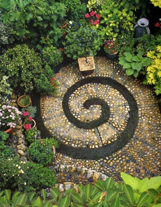 Záhrady, ktoré ma inšpirujú - Obrázok č. 87