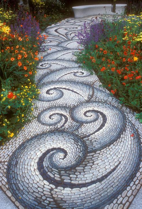 Záhrady, ktoré ma inšpirujú - Obrázok č. 88