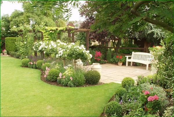 Záhrady, ktoré ma inšpirujú - Obrázok č. 96