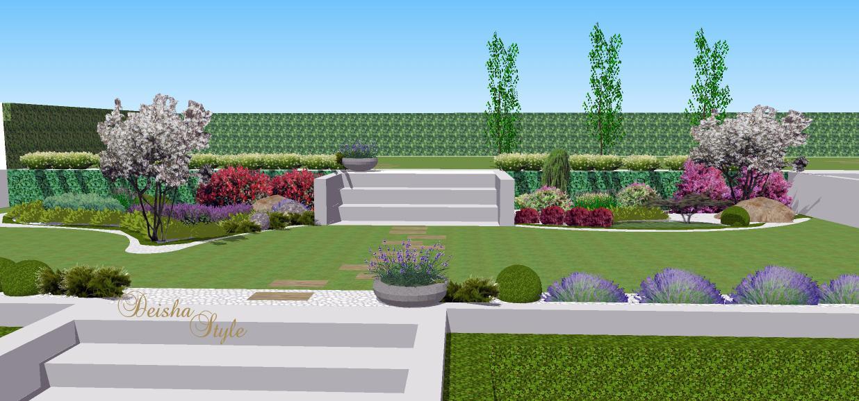 Záhrada vo svahu - Obrázok č. 6